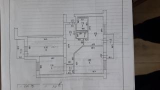 Продам 3-х кімнатну квартиру в новобудові, Херсон