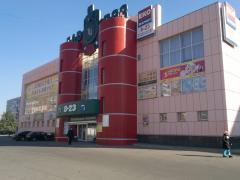 Торговые помещения в ТЦ ПАРОВОЗ, 3й этаж
