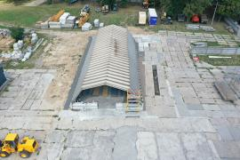 Warehouse for rent 408 sq.m in Kiev
